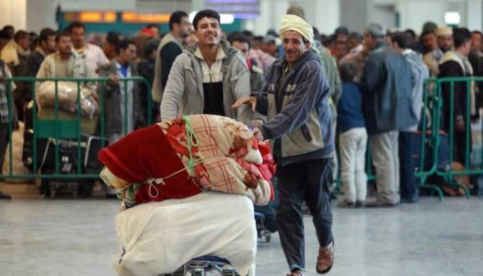 كم نسبة المغتربين المصريين الراغبين بالعودة؟