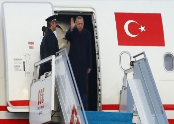 أردوغان يتوجه إلى أوكرانيا الإثنين