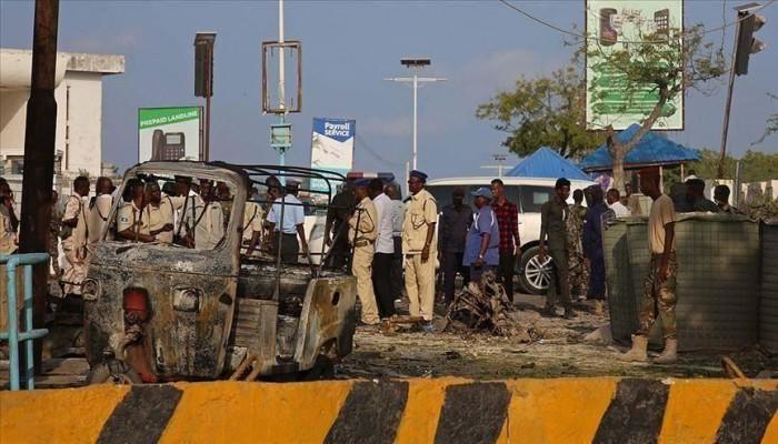 مقتل 8 عسكريين في الصومال بهجوم لحركة الشباب
