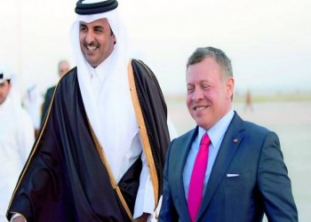 أمير قطر يزور الأردن خلال فبراير الجاري