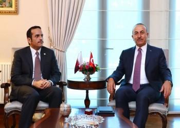 مباحثات تركية قطرية حول العلاقات الثنائية وتطورات المنطقة