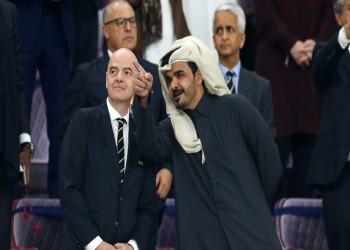 إنفانتينو يشيد باستعدادات قطر لاستضافة مونديال 2022