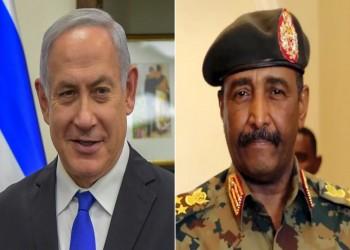 لقاء نتنياهو البرهان: طعنة في ظهر فلسطين والسودان