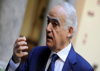 سلامة: طرفا صراع ليبيا ينتهكان حظر السلاح وأجانب يقاتلون مع الطرفين