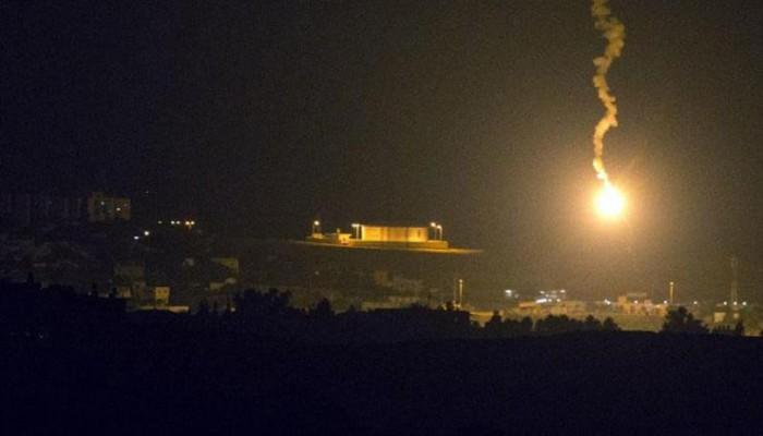 قصف إسرائيلي لجنوب قطاع غزة دون إصابات