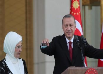 أردوغان: لن ندعم أبدا أي خطة لا ترضي الفلسطينيين