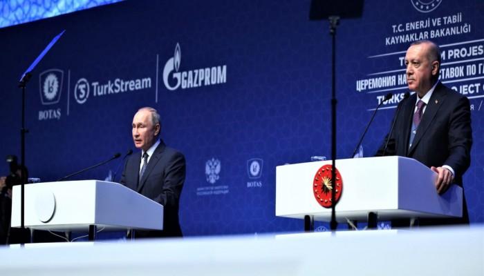 هل تستفيد تركيا من خط أنابيب ترك ستريم مع روسيا؟