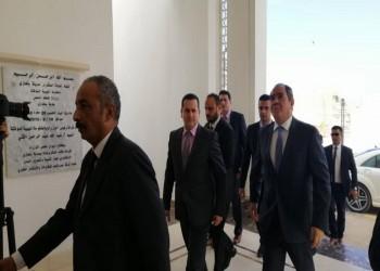 زيارة غير معلنة.. حفتر يستقبل وزير الخارجية الجزائري في بنغازي