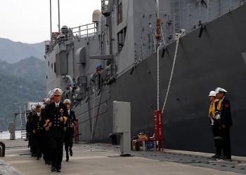 تركيا تمدد مهمة قواتها البحرية في خليج عدن لمدة عام