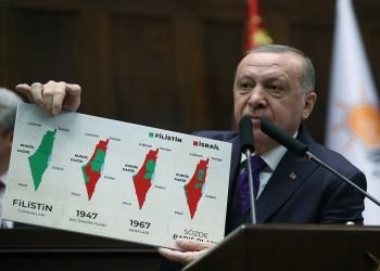 أردوغان: نتعرض لتهديدات أمريكية بسبب موقفنا من صفقة القرن