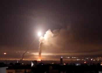 قصف إسرائيلي على دمشق.. وأنباء عن تدمير مواقع إيرانية