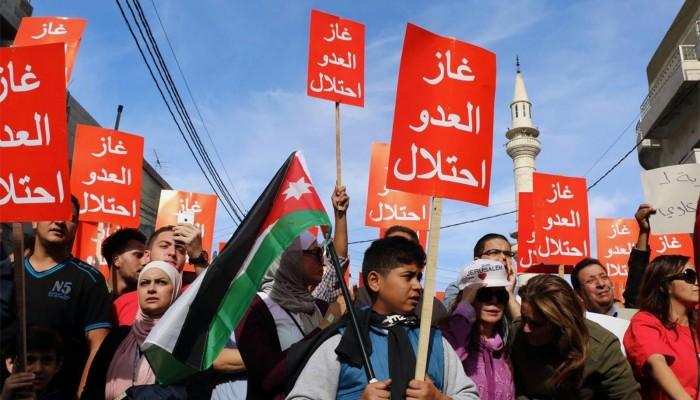 إسرائيل تجني أول مليار دولار من تصدير الغاز لمصر والأردن