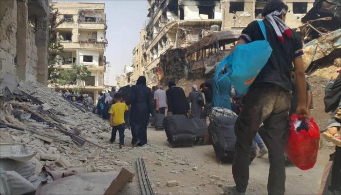 روسيا بيدها مصير إدلب مع تقدم قوات النظام السوري نحو المدينة