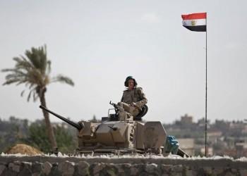مقتل وإصابة جنود مصريين بهجوم على كمين للجيش بشمال سيناء