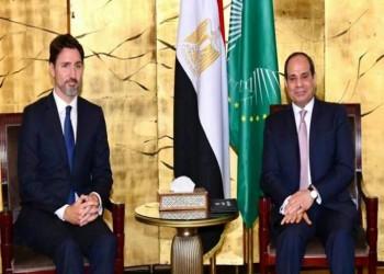 ترودو: ناقشت قضية الكندي المحتجز في مصر مع السيسي