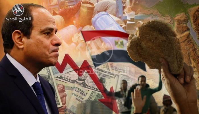 مصر السيسي.. جدول مزدحم لأقساط الديون في 2020