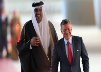 أمير قطر يزور الأردن 23 فبراير