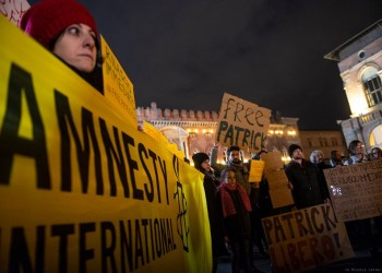 قلق أوروبي لاعتقال مصر الباحث باتريك جورج