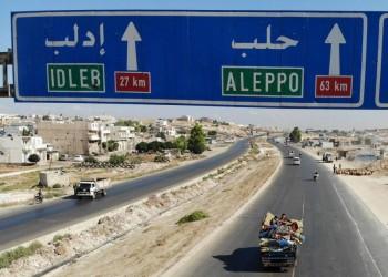 مصدر عسكري ينفي سيطرة قوات الأسد على الطريق السريع بين حلب ودمشق