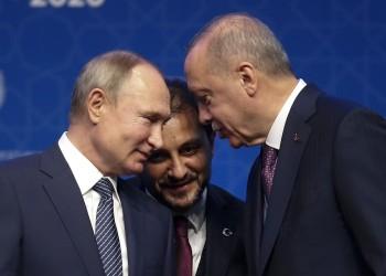 أردوغان وبوتين يبحثان هاتفيا الأوضاع في إدلب