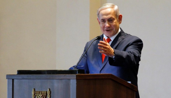 نتنياهو يهدد قادة حماس حال استمر التصعيد حول غزة