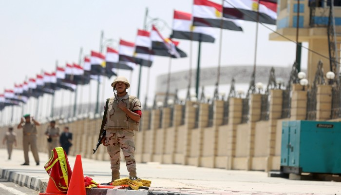 رايتس ووتش: المدافعون عن حقوق الإنسان بمصر في خطر