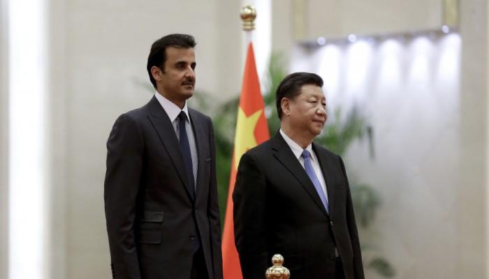 الصين تبدي استعدادا للتعاون مع قطر في القضايا الجوهرية