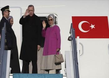 أردوغان يتوجه إلى باكستان في زيارة تستغرق يومين