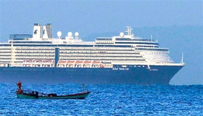 كمبوديا تستقبل سفينة أمريكية رفضت 5 دول دخولها بسبب كورونا