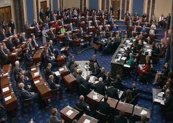 بعد النواب.. الشيوخ الأمريكي يقر تقييد قدرة ترامب على حرب إيران