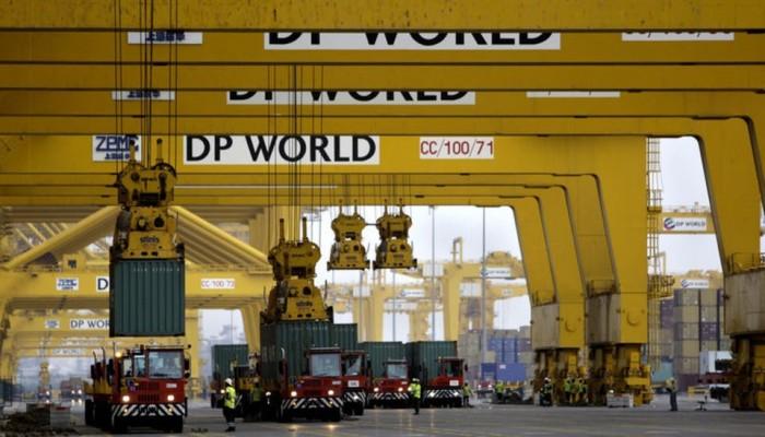 موانئ دبي تشتري 51% بمحطة حاويات ميناء يوجيني الأوكراني