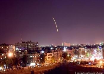 مقتل ضباط إيرانيين وسوريين في قصف إسرائيلي على دمشق