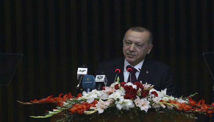 أردوغان: تركيا تدعم باكستان في مواجهة الضغوط السياسية