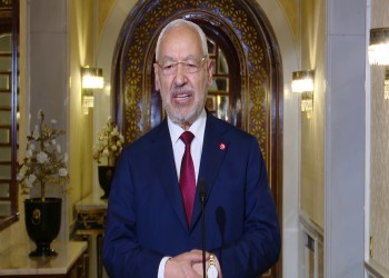 الغنوشي: نسعى لحكومة وحدة تونسية لا تقصي أحدا