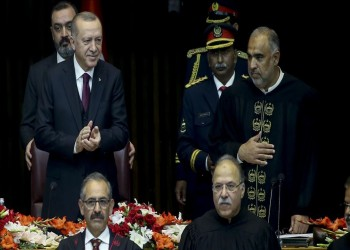 رئيس البرلمان الباكستاني: أردوغان قائد للعالم الإسلامي