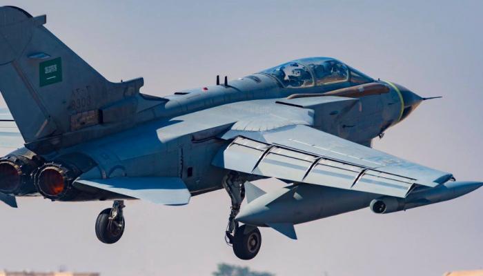 الحوثيون يعلنون إسقاط طائرة حربية للتحالف العربي بالجوف