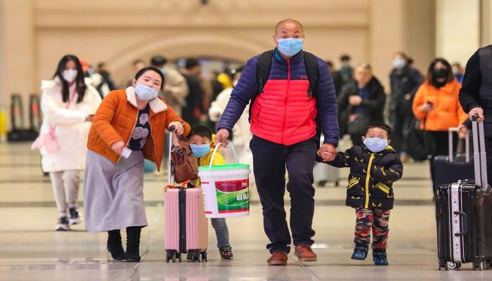 الصين.. عدد مصابي كورونا يتجاوز 66 ألفا