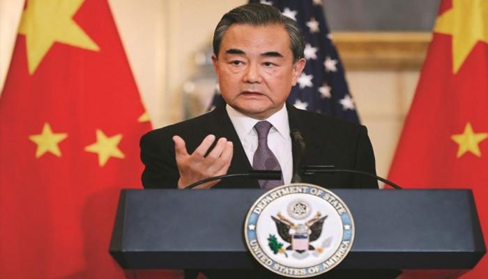 وزير الخارجية الصيني: الولايات المتحدة خطر على بلادنا