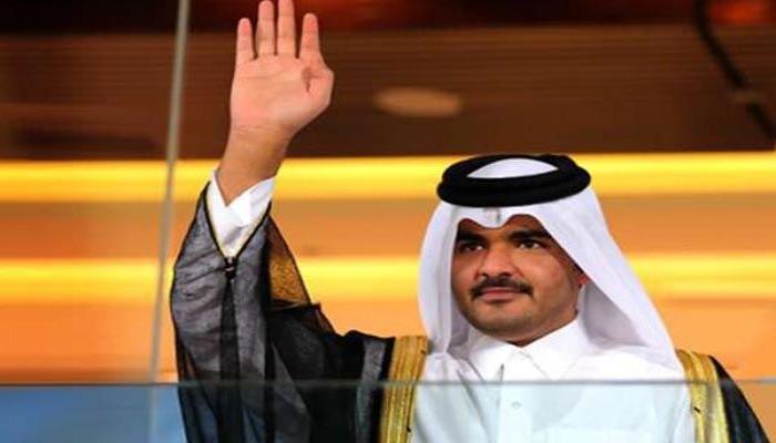 شقيق أمير قطر يهنئ الزمالك المصري بالسوبر الأفريقي