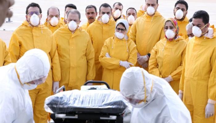 مصر.. مطالبات بإقالة وزيرة الصحة إثر تسجيل إصابة بكورونا