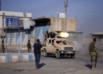 اندلاع اشتباكات عنيفة بين قسد وفصائل مدعومة تركيا شمالي سوريا