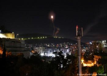 أنباء عن مقتل جنرالين إيرانيين بالقصف الإسرائيلي على دمشق