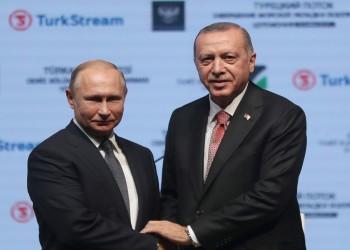 أردوغان: أجريت مباحثات إيجابية مع بوتين حول إدلب