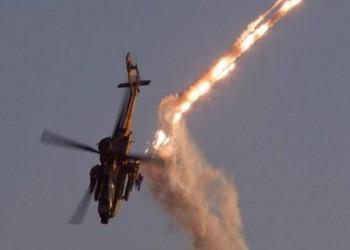 الحوثيون يوثقون لحظة إسقاط المقاتلة السعودية (فيديو)