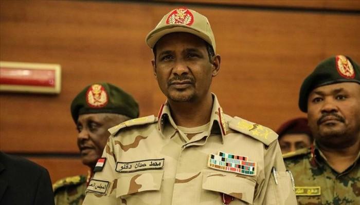 حميدتي: لن نسمح بأي انقلاب عسكري في السودان