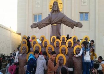 نصب تذكاري ومتحف لأقباط مصريين ذبحوا في ليبيا