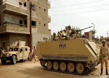 تصفية مقاتلين مصريين بسيناء بعد تسلمهم من سوريا والعراق
