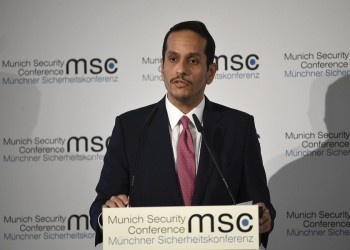 قطر تدعو مجددا لتوقيع اتفاقية أمنية بالشرق الأوسط