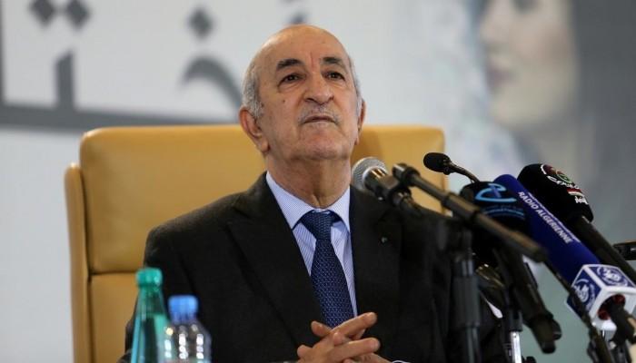 الرئيس الجزائري يمنع الوزراء من الزيارات الميدانية بمواكب رسمية