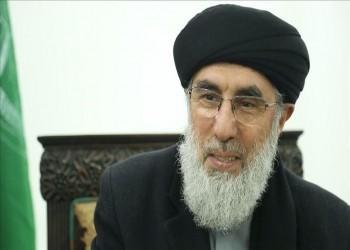 حكمتيار: البعض يحاول تخريب مسار عملية السلام مع طالبان